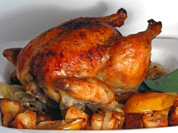 Pollo-asado-a-la-naranja