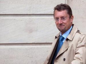 Bernard Bajolet, chefe da DGSE, Direção Geral da Segurança Externa AFP PHOTO BERTRAND LANGLOIS